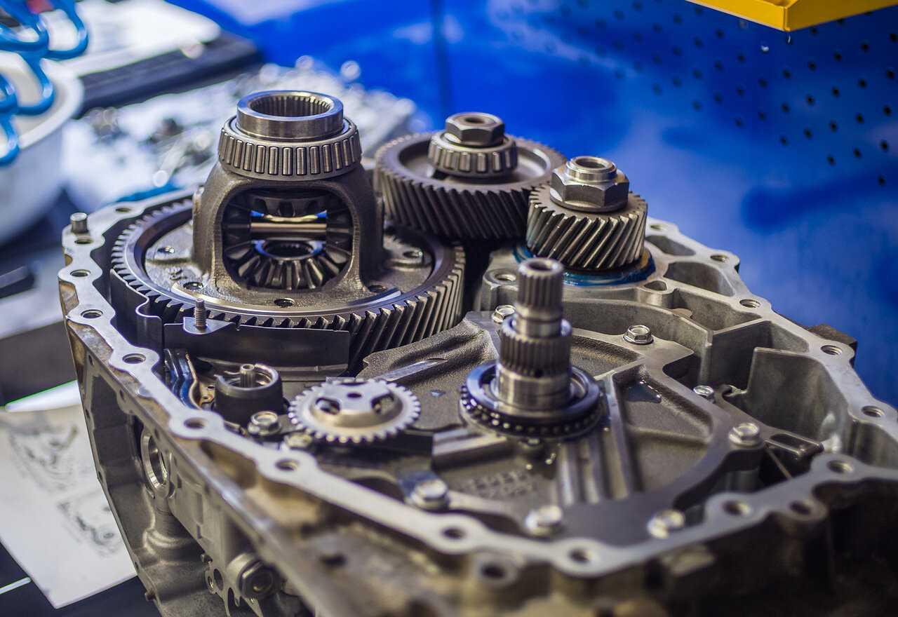 Специфика ремонта вариаторов
